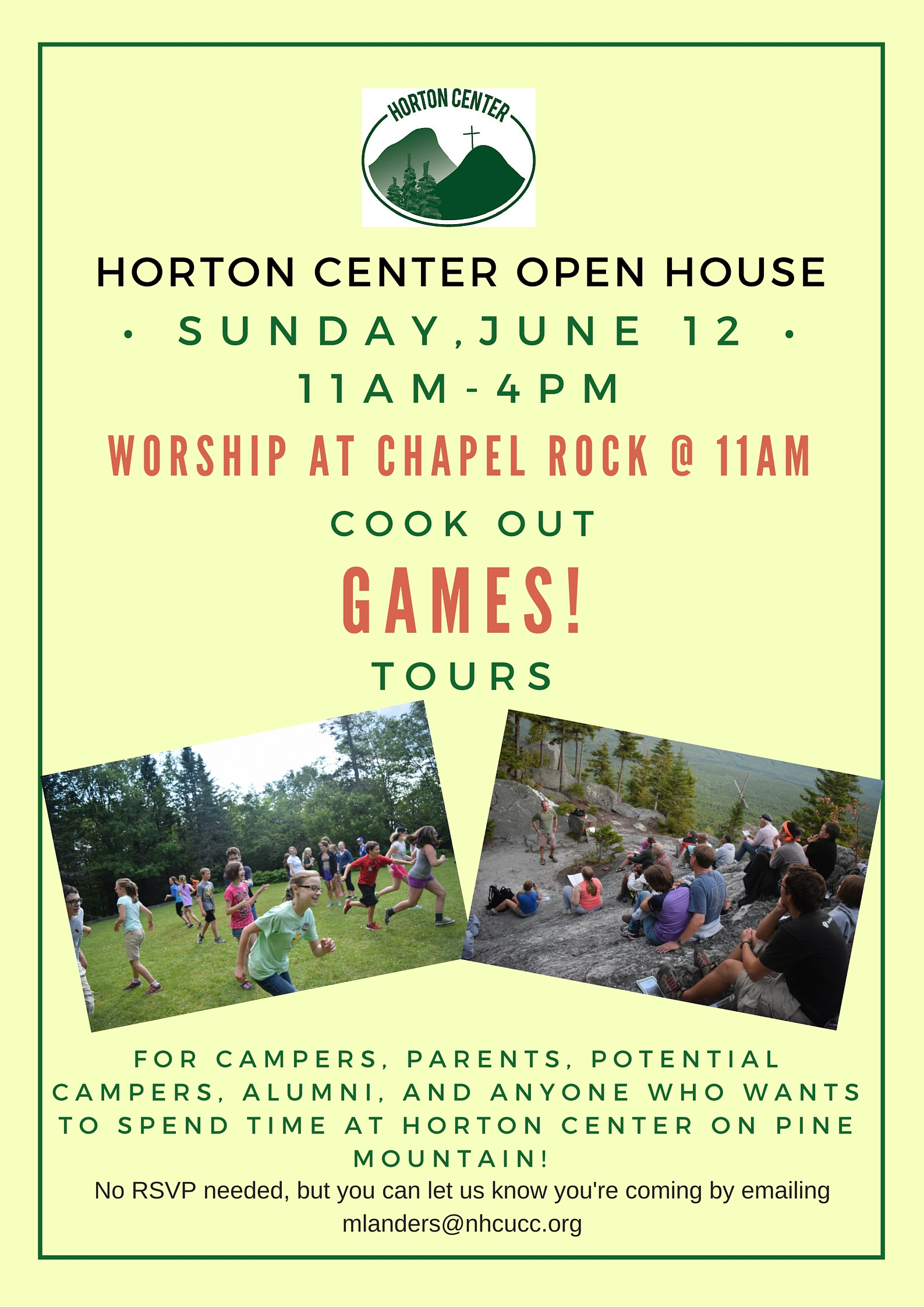Horton Center Open House