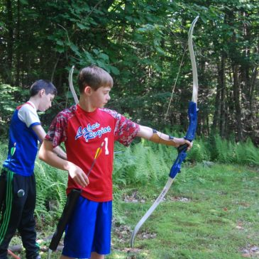 Archery Camp – Middler