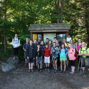 Middler Hike Week